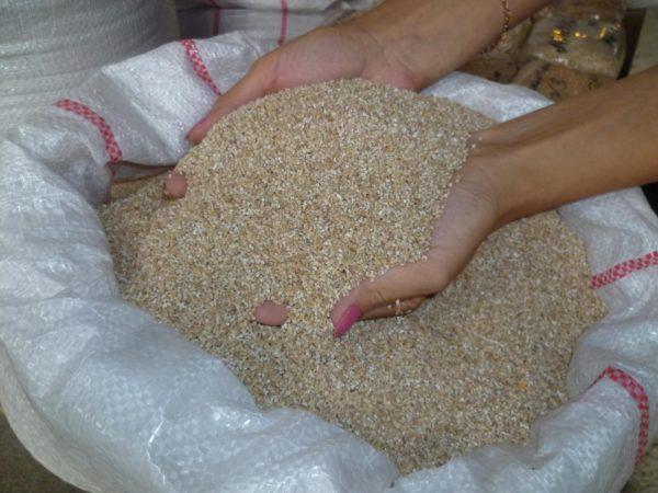 Пшеничная дерть