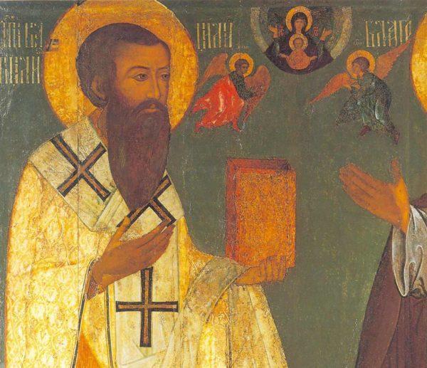 Святой Василий Великий - покровитель свиноводства
