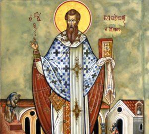 Василий Великий - святой покровитель свиноводства